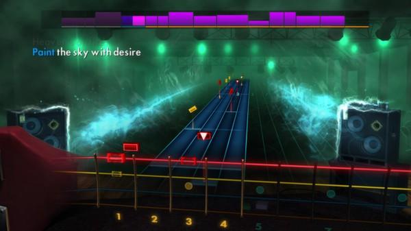"Скриншот №2 к Rocksmith® 2014 – Kiss - ""Heavens On Fire"""
