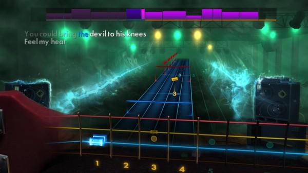 "Скриншот №3 к Rocksmith® 2014 – Kiss - ""Heavens On Fire"""