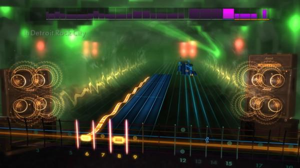 Скриншот №1 к Rocksmith® 2014 – Kiss Song Pack
