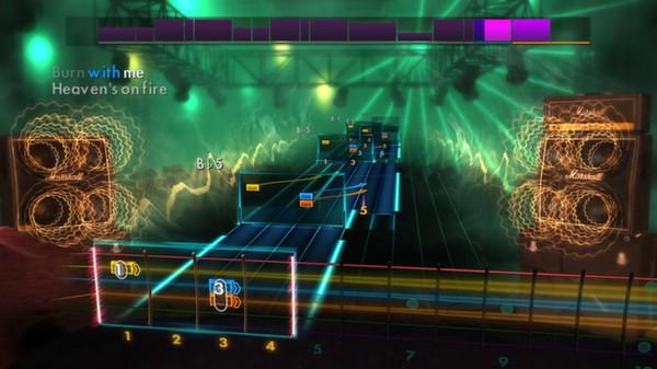 Скриншот №4 к Rocksmith® 2014 – Kiss Song Pack
