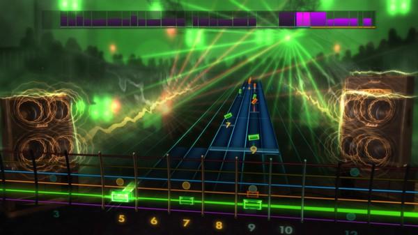 Скриншот №2 к Rocksmith® 2014 – Kiss Song Pack
