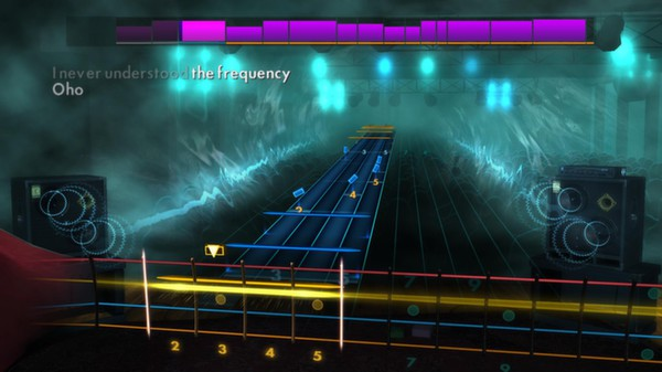 """Скриншот №2 к Rocksmith® 2014 – R.E.M. - """"Whats the Frequency Kenneth?"""""""