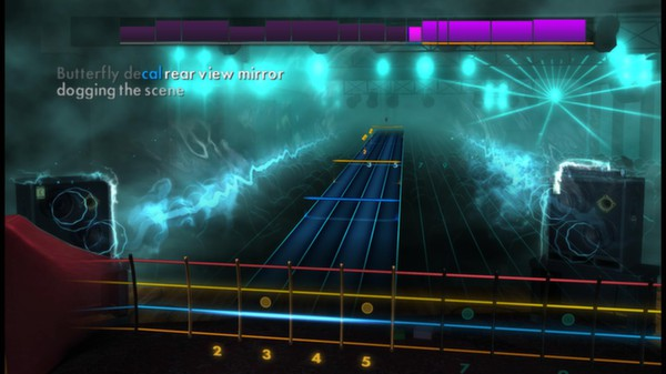 """Скриншот №1 к Rocksmith® 2014 – R.E.M. - """"Whats the Frequency Kenneth?"""""""