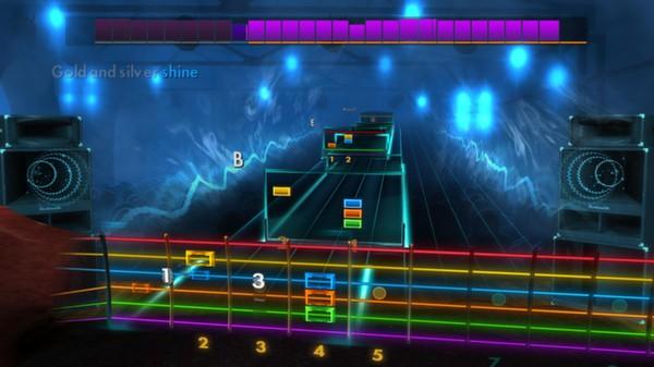 "Скриншот №3 к Rocksmith® 2014 – R.E.M. - ""Shiny Happy People"""