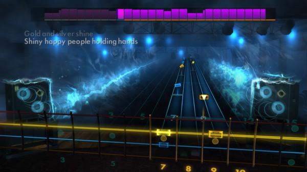 "Скриншот №2 к Rocksmith® 2014 – R.E.M. - ""Shiny Happy People"""