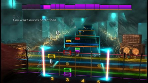 Скриншот №10 к Rocksmith® 2014 – R.E.M. Song Pack
