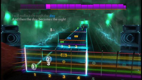 Скриншот №8 к Rocksmith® 2014 – R.E.M. Song Pack