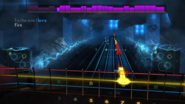 Скриншот №5 к Rocksmith® 2014 – R.E.M. Song Pack