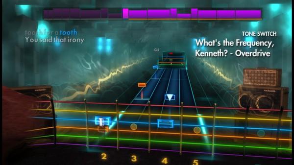 Скриншот №9 к Rocksmith® 2014 – R.E.M. Song Pack