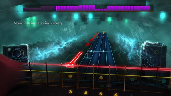 Скриншот №2 к Rocksmith® 2014 – R.E.M. Song Pack