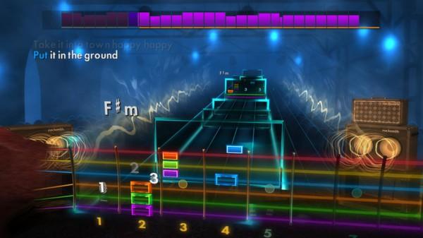 Скриншот №3 к Rocksmith® 2014 – R.E.M. Song Pack