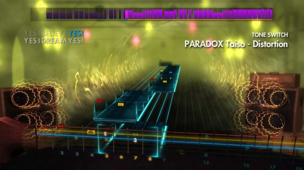 "Скриншот №5 к Rocksmith® 2014 – RIZE - ""PARADOX Taiso"""