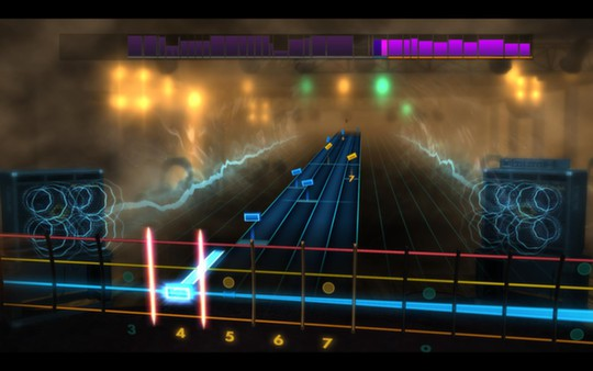"Скриншот №1 к Rocksmith® 2014 – Boston - ""Hitch A Ride"""