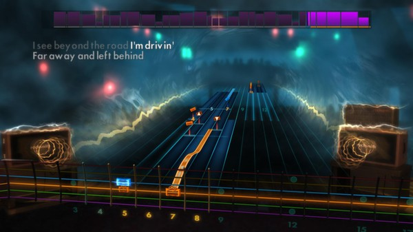 Скриншот №1 к Rocksmith® 2014 – Boston Song Pack