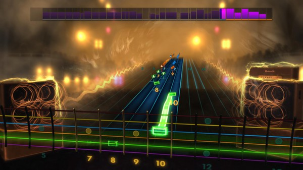 Скриншот №6 к Rocksmith® 2014 – Boston Song Pack