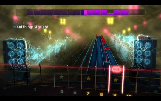 """Скриншот №3 к Rocksmith® 2014 – A Day To Remember - """"Its Complicated"""""""