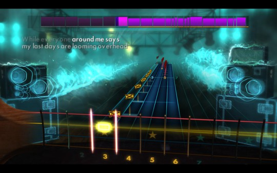 "Скриншот №4 к Rocksmith® 2014 – A Day To Remember - ""All I Want"""