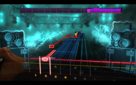 "Скриншот №5 к Rocksmith® 2014 – A Day To Remember - ""All I Want"""