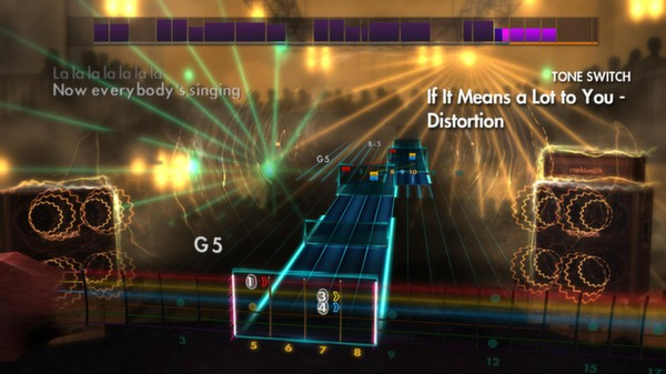 Скриншот №6 к Rocksmith® 2014 – A Day To Remember Song Pack