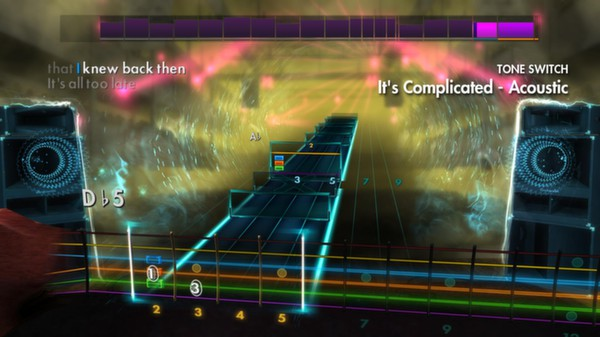 Скриншот №7 к Rocksmith® 2014 – A Day To Remember Song Pack