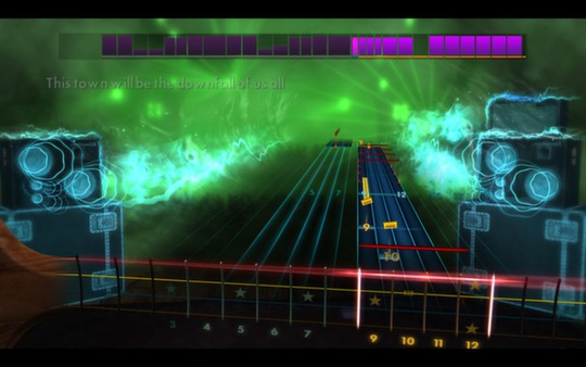 Скриншот №9 к Rocksmith® 2014 – A Day To Remember Song Pack