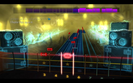 Скриншот №3 к Rocksmith® 2014 – A Day To Remember Song Pack