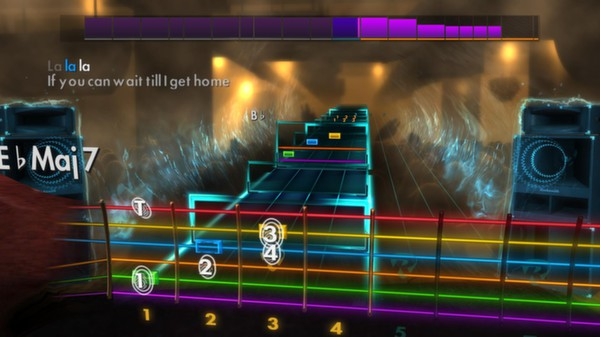 Скриншот №5 к Rocksmith® 2014 – A Day To Remember Song Pack