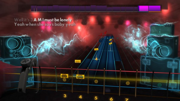 "Скриншот №5 к Rocksmith® 2014 – Matchbox Twenty - ""3AM"""
