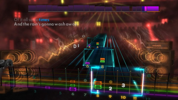"Скриншот №2 к Rocksmith® 2014 – Matchbox Twenty - ""3AM"""