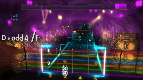 Скриншот №2 к Rocksmith® 2014 – Matchbox Twenty Song Pack