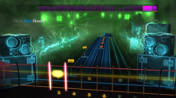 Скриншот №3 к Rocksmith® 2014 – Matchbox Twenty Song Pack