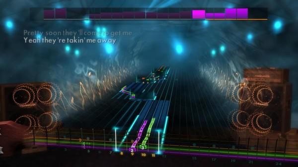 Скриншот №4 к Rocksmith® 2014 – Matchbox Twenty Song Pack