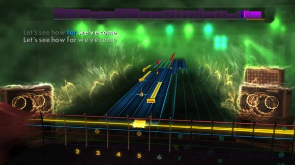Скриншот №1 к Rocksmith® 2014 – Matchbox Twenty Song Pack