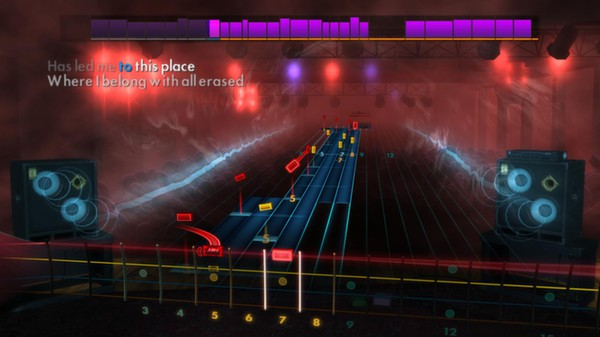 Скриншот №3 к Rocksmith® 2014 – AFI Song Pack