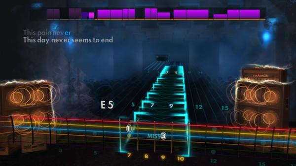 Скриншот №2 к Rocksmith® 2014 – AFI Song Pack