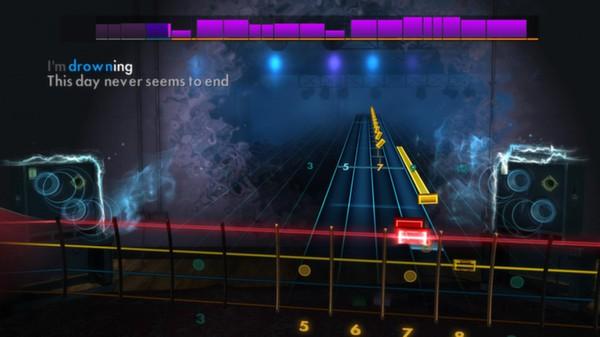 Скриншот №1 к Rocksmith® 2014 – AFI Song Pack