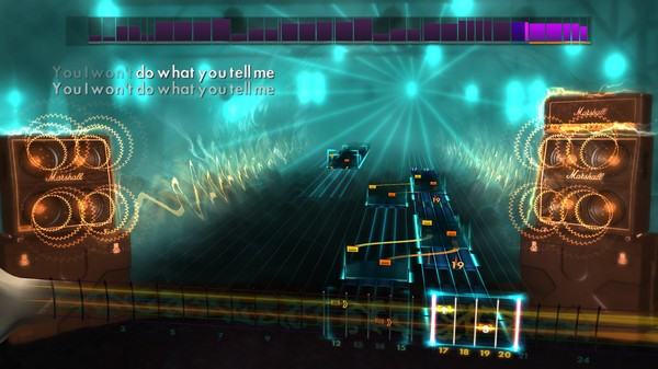 """Скриншот №4 к Rocksmith® 2014 – Rage Against the Machine - """"Killing in the Name"""""""