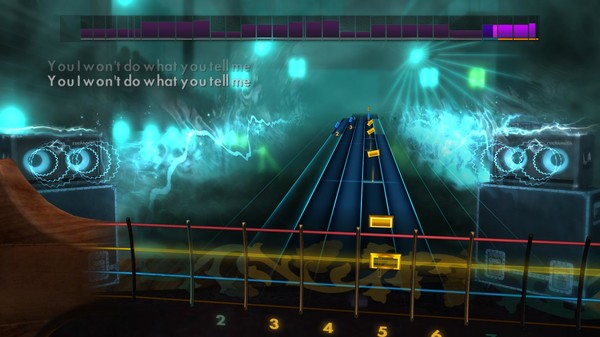 """Скриншот №2 к Rocksmith® 2014 – Rage Against the Machine - """"Killing in the Name"""""""