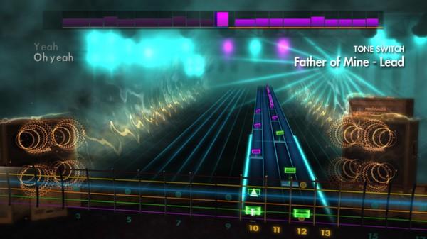 "Скриншот №3 к Rocksmith® 2014 – Everclear - ""Father of Mine"""