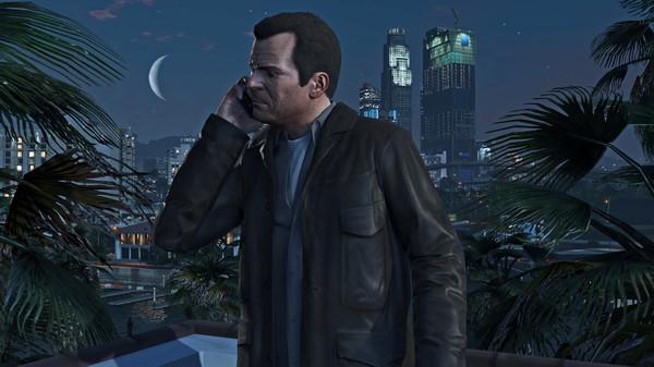 Скриншот №67 к Grand Theft Auto V