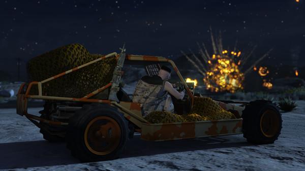 Скриншот №37 к Grand Theft Auto V