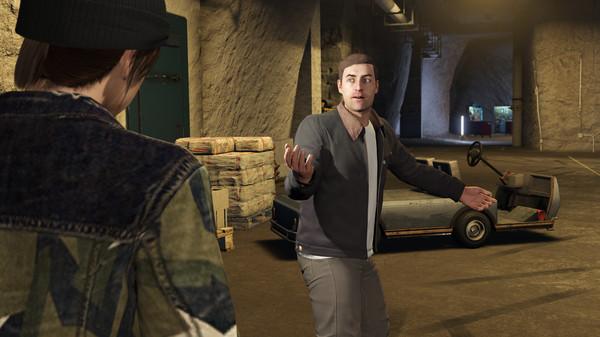 Скриншот №35 к Grand Theft Auto V