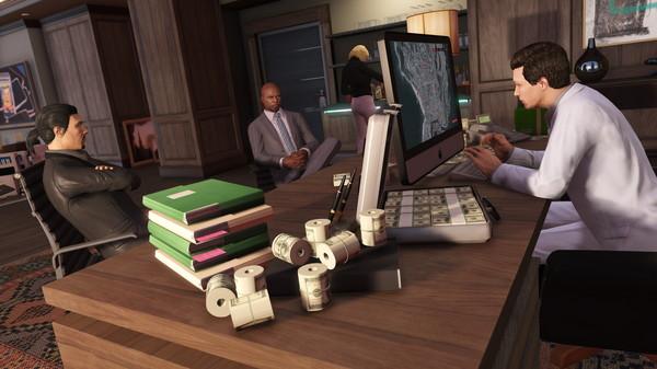 Скриншот №54 к Grand Theft Auto V