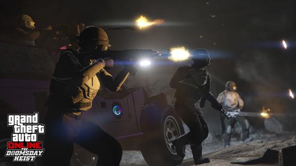 Скриншот №2 к Grand Theft Auto V