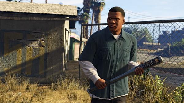 Скриншот №61 к Grand Theft Auto V