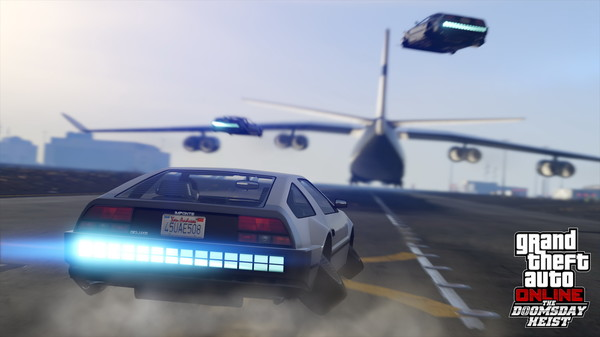 Скриншот №1 к Grand Theft Auto V