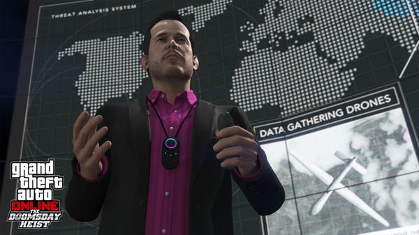 Скриншот №10 к Grand Theft Auto V