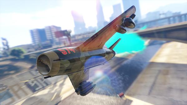 Скриншот №17 к Grand Theft Auto V