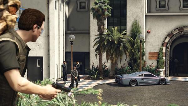 Скриншот №42 к Grand Theft Auto V
