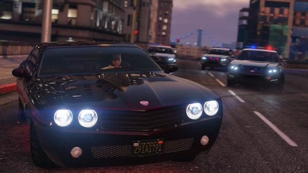 Скриншот №66 к Grand Theft Auto V